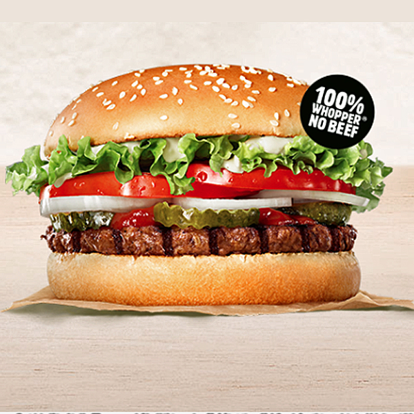 Try Burger King's Rebel Whopper®