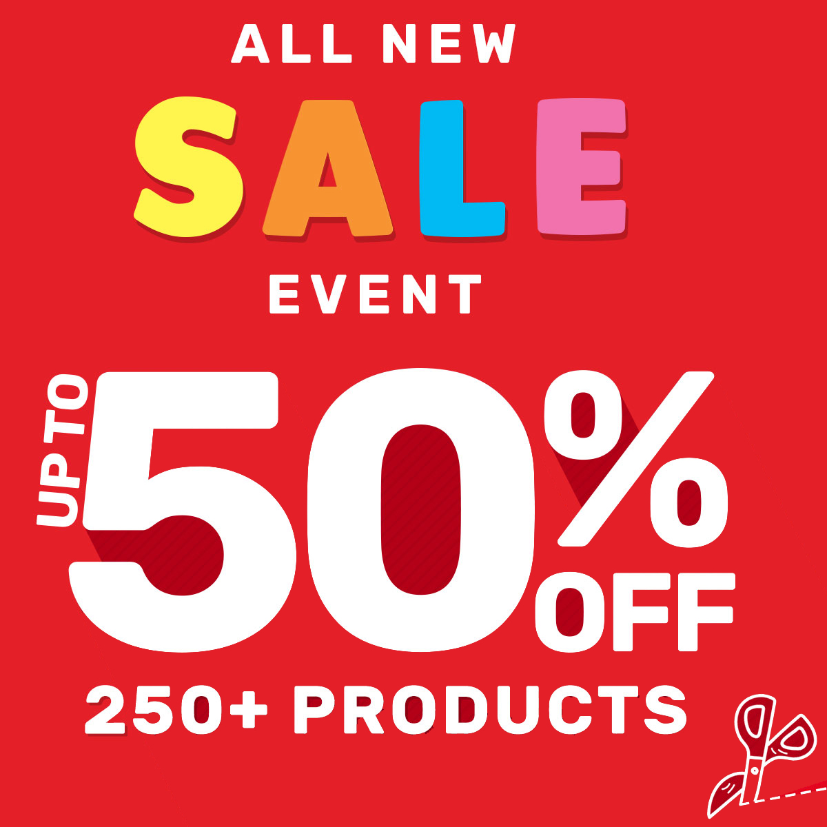 Smile - it's the Smiggle Sale