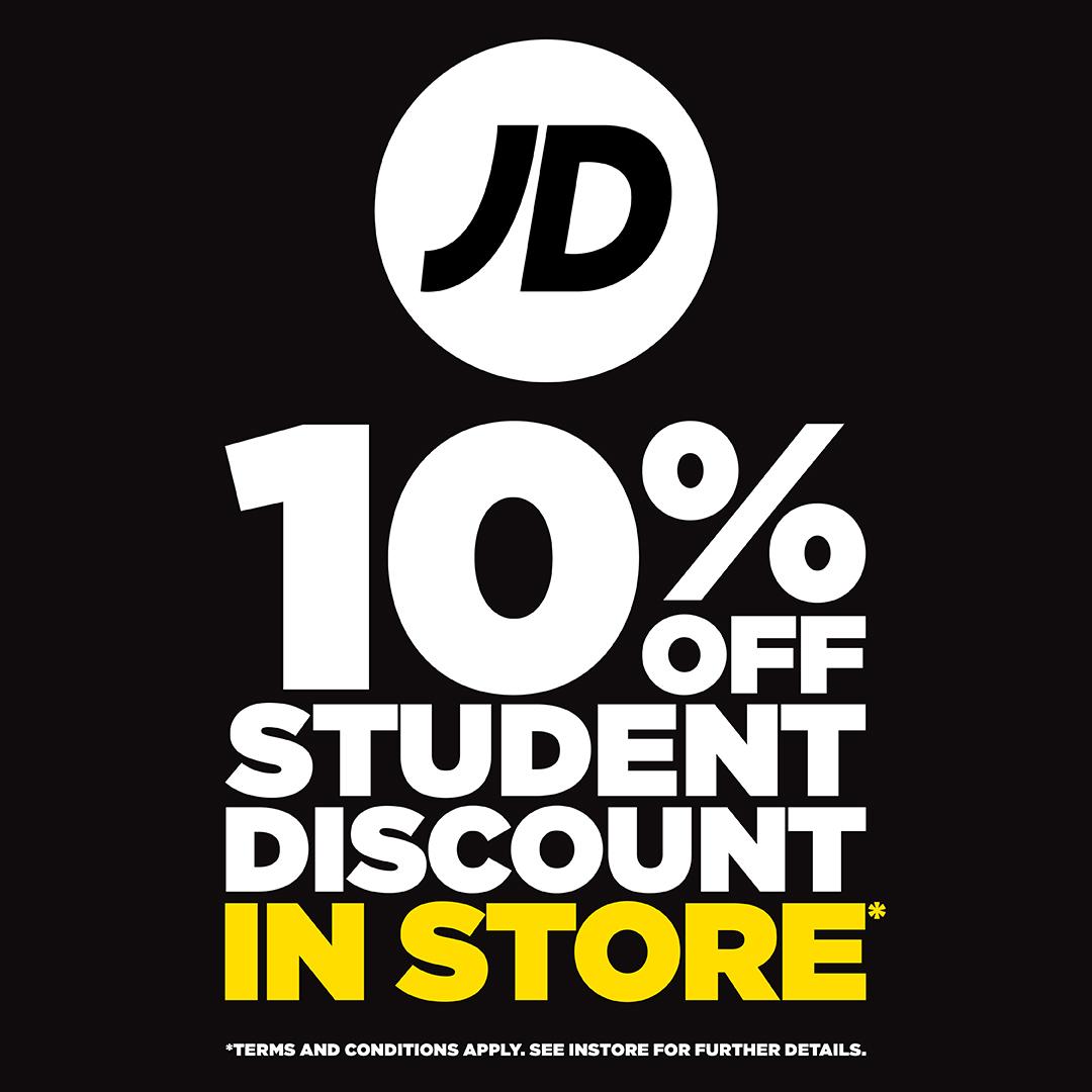 Students save at JD