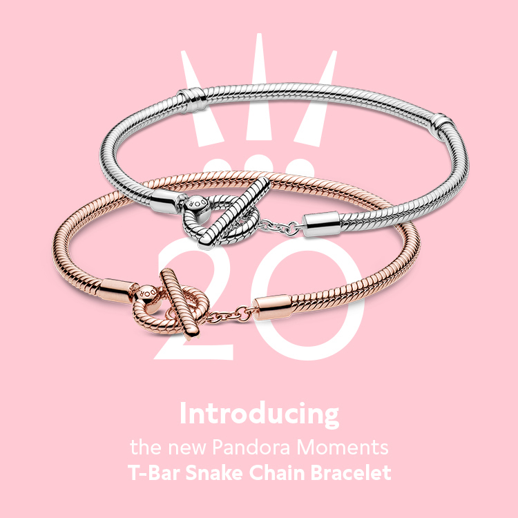 New in-store at Pandora