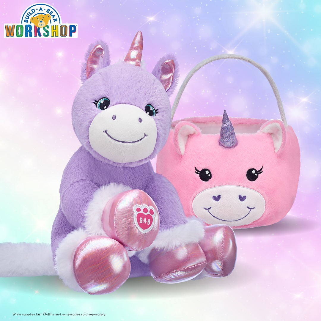 Gift some love from Build-A-Bear