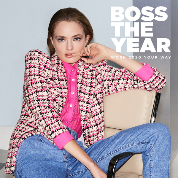 Boss the year with River Island