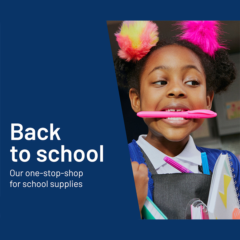 Back to school with Argos