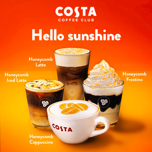 Find sweetness at Costa