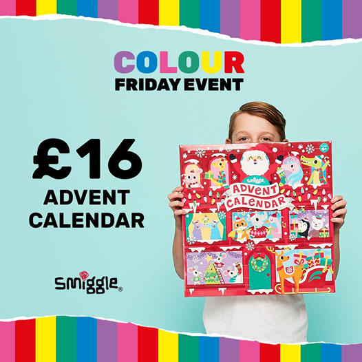 Countdown with Smiggle