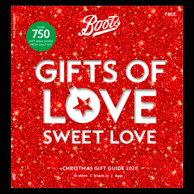 Find your Gift Guide at Boots