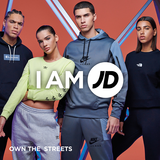 Switch up your style at JD