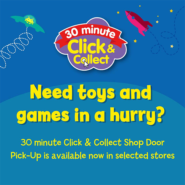 Find a present at The Entertainer