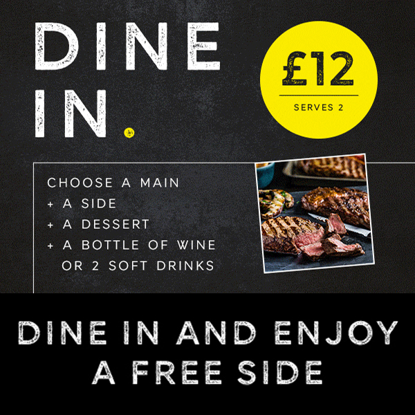 Dine In with M&S