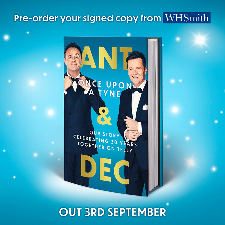 Pre-order new titles from WHSmith
