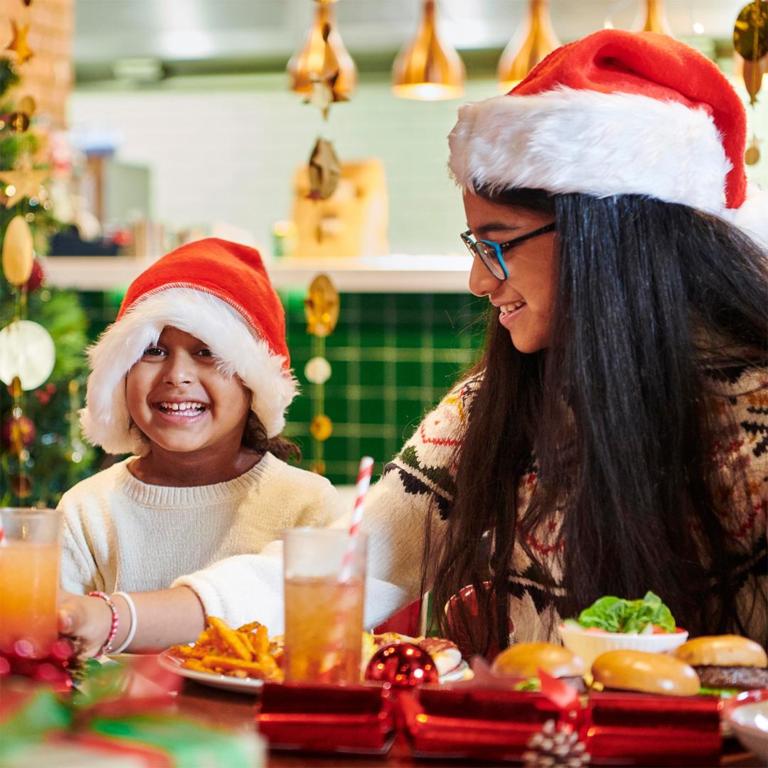 Get festive with Frankie & Benny's