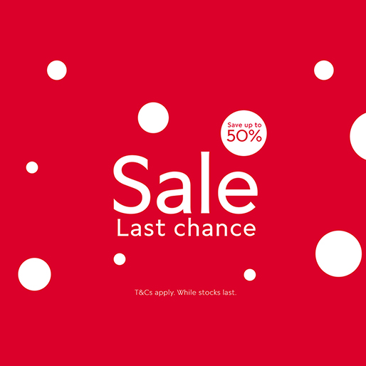 Last call for the PANDORA Sale
