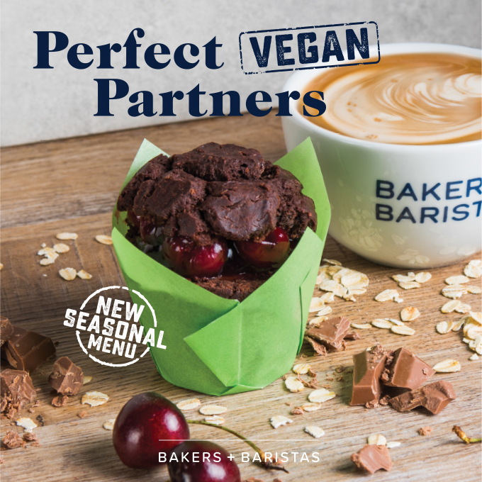 Veganuary at Bakers + Baristas