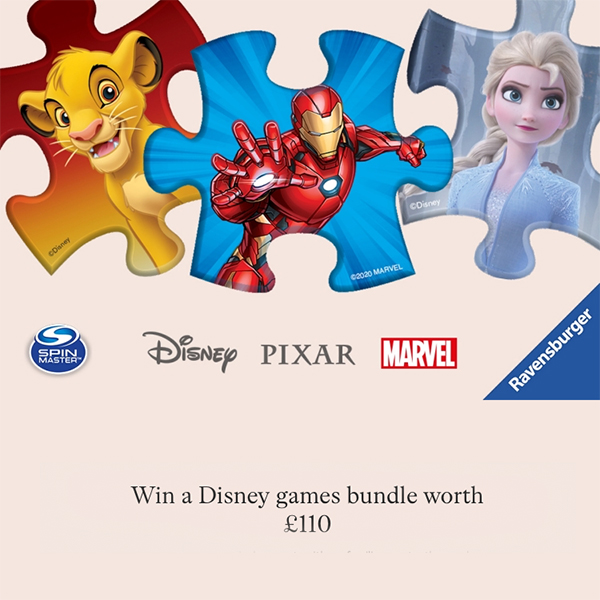 Win Disney games with H&M