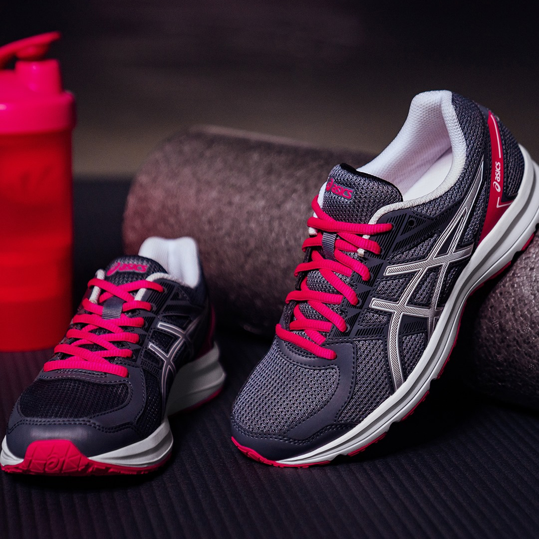 Dare to be fit with Deichmann