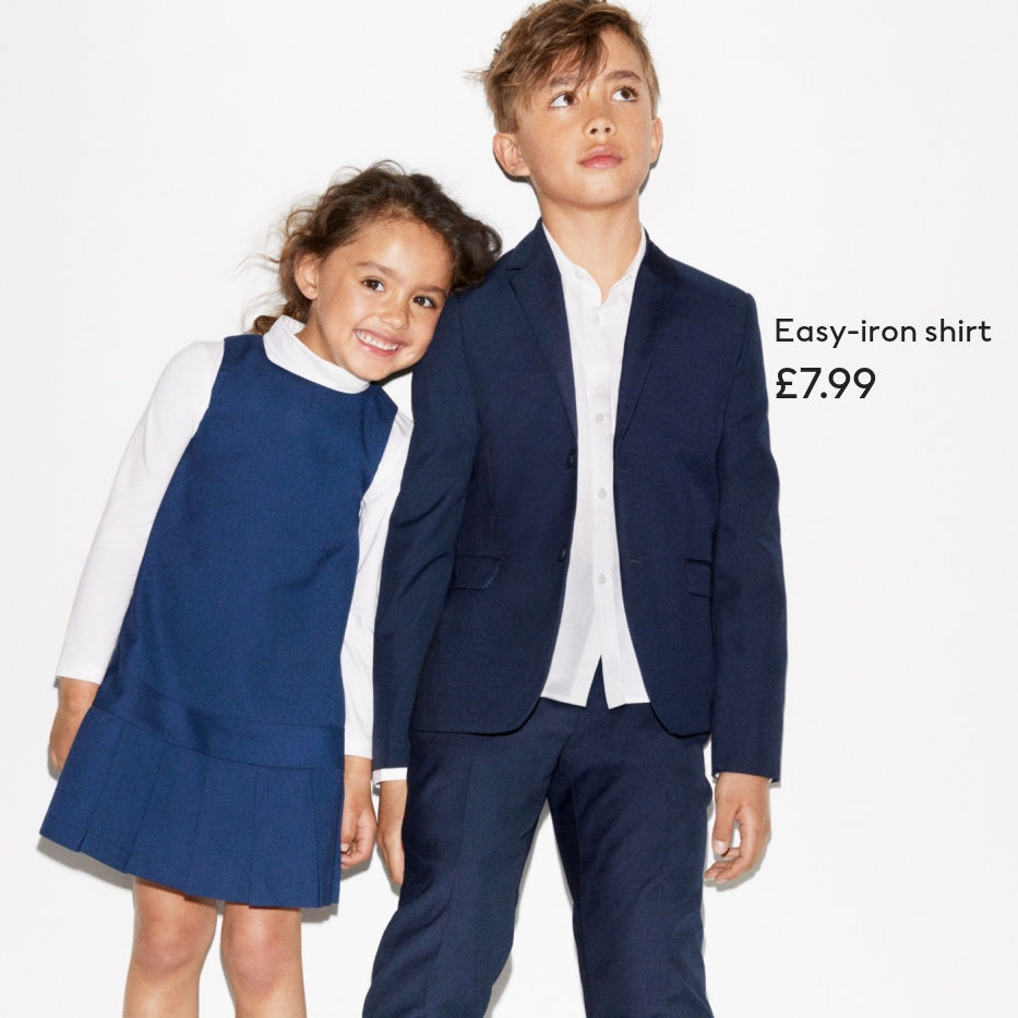 New term heroes at H&M