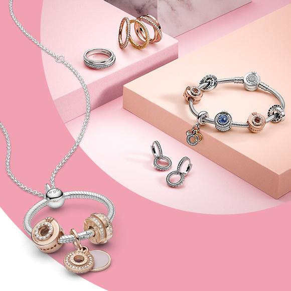 Shop Pandora's new Signature Collection