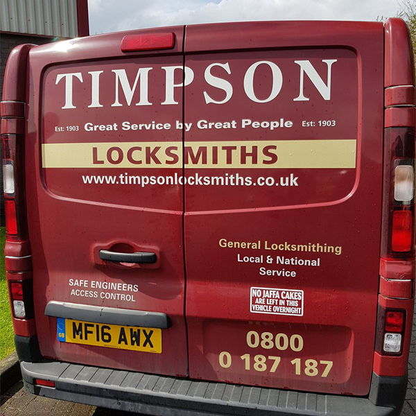 Timpson will save the day