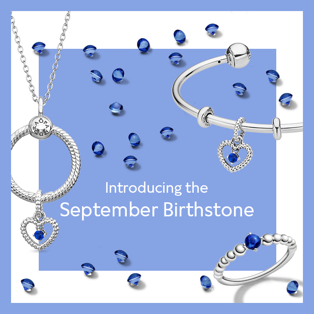 Celebrate September with Pandora