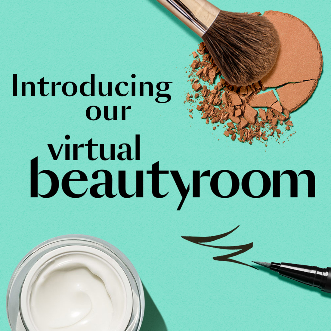 Visit the Virtual Beauty Room at Debenhams